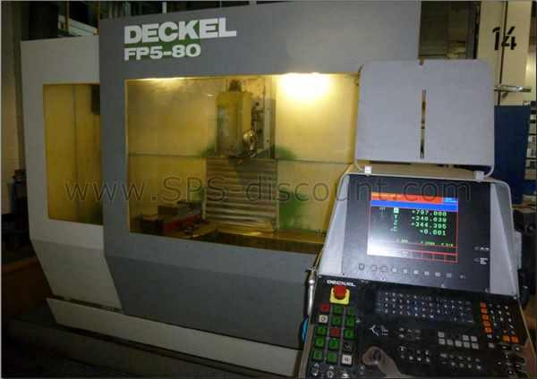 Deckel FP5-80 CNC